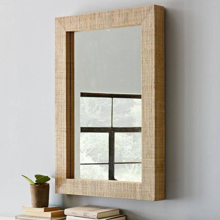 If You Prefer A Mirror Without A Frame, Why Not Consider The Pertaining To Framed Wall Mirrors (#8 of 15)