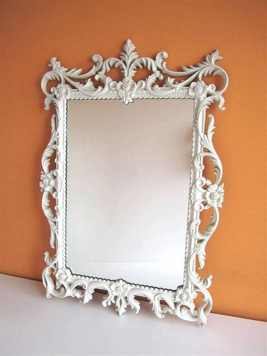 Importance Of Decorative Bathroom Mirrors, Large Bathroom Mirror Within Decorative Bathroom Wall Mirrors (#12 of 15)