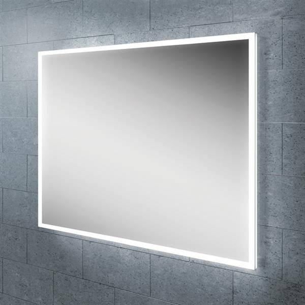 Impressive 40+ Bathroom Mirror Led Decorating Inspiration Of Ws Inside Led Lit Bathroom Mirrors (#11 of 15)