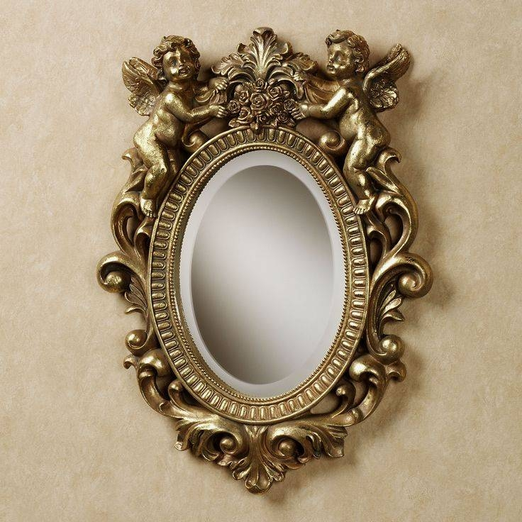 Impressive Decoration Victorian Wall Mirror Stylist Design Ideas Regarding Victorian Wall Mirrors (View 3 of 15)