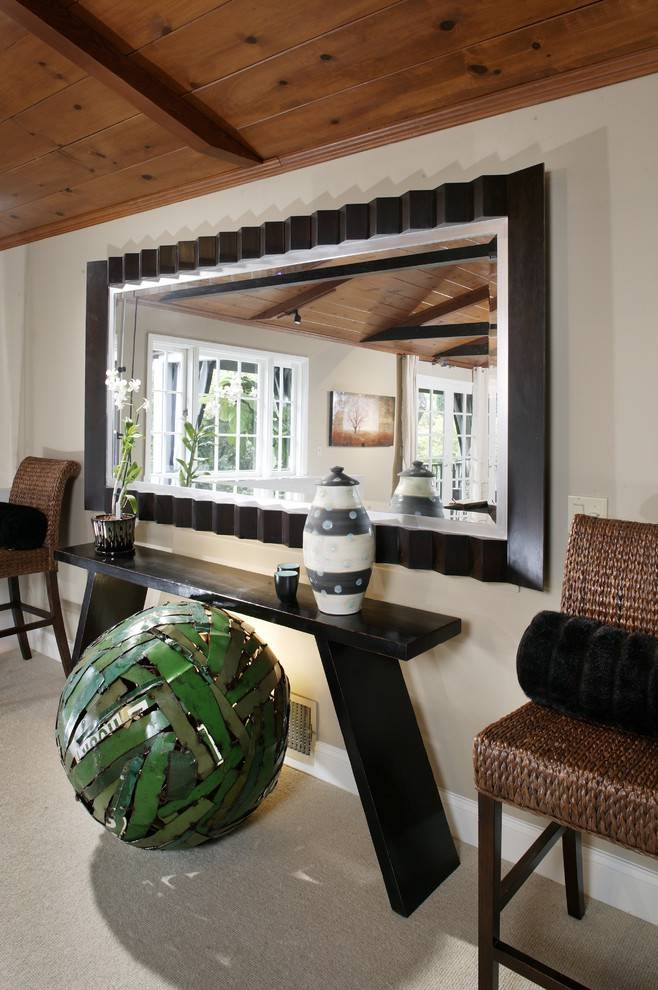 Incredible Cheap Oversized Wall Mirrors Decorating Ideas Gallery For Wall Mirror Designs For Living Room (View 12 of 15)