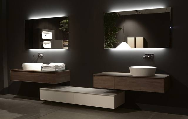 Incredible Inspiration Light Up Bathroom Mirrors On Bathroom Within Illuminated Wall Mirrors For Bathroom (#13 of 15)