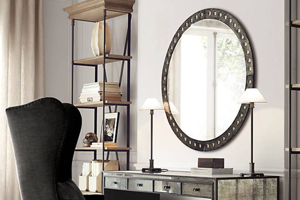 Industrial Wall Mirror Removal : Doherty House – Industrial Wall Pertaining To Industrial Wall Mirrors (View 11 of 15)