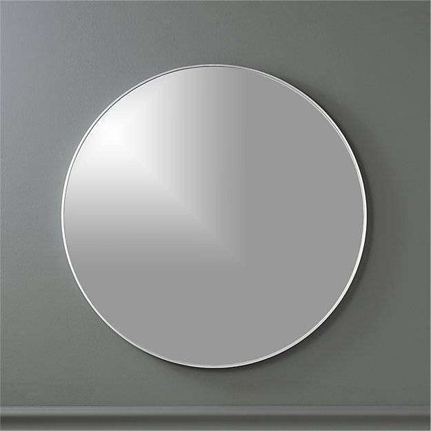 "Infinity 24"" Round Wall Mirror 
