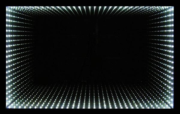Infinity Mirror Wall Displays And Infinity Mirror Tables Pertaining To Infinity Wall Mirrors (#9 of 15)