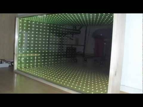 Infinity Mirror – Youtube With Infinity Wall Mirrors (#7 of 15)