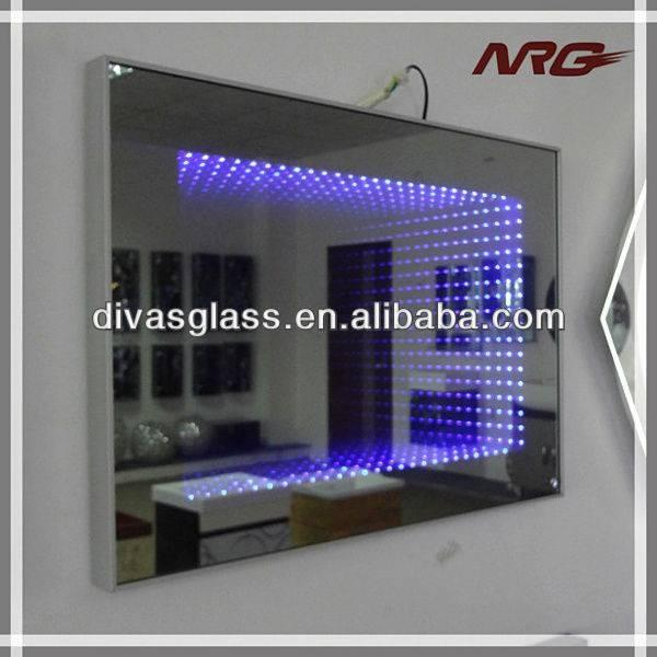 Popular Photo of Infinity Wall Mirrors