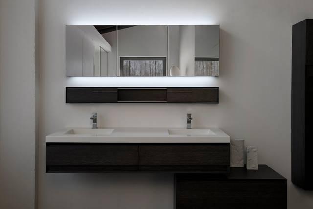 Inspiring Modern Bathroom Mirrors Contemporary Bathroom Mirrors With Modern Mirrors For Bathrooms (View 6 of 15)