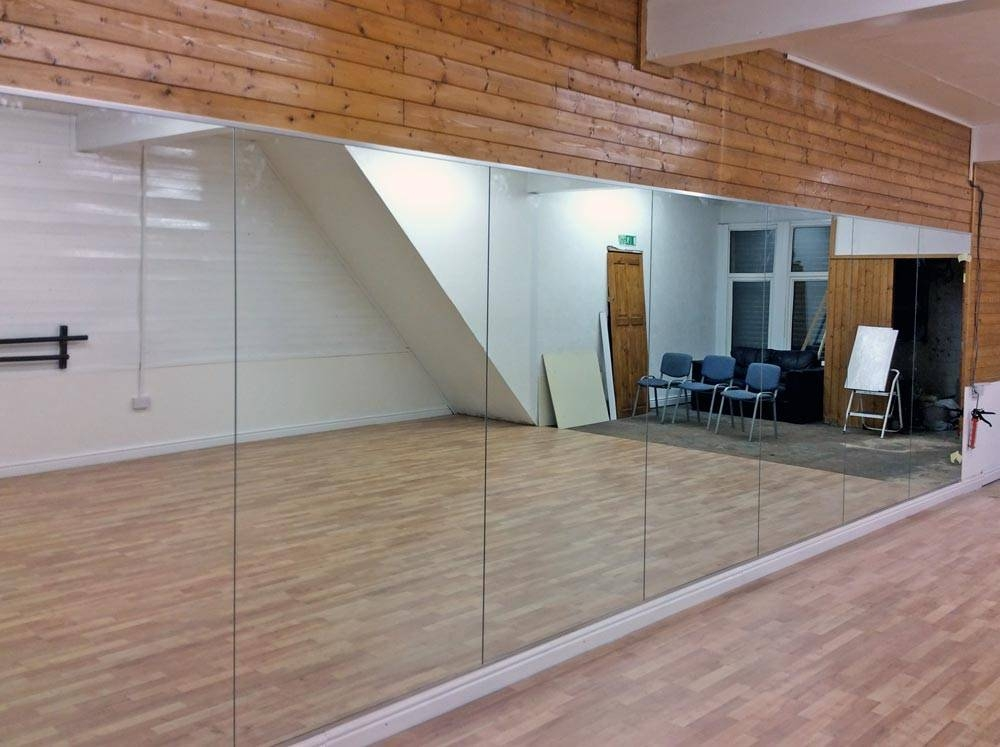 Interesting 25+ Wall Mirrors For Gym Design Ideas Of Gym Wall In Gym Wall Mirrors (View 7 of 15)