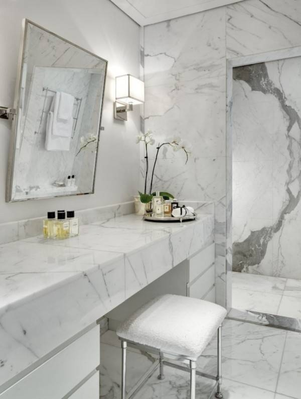 Popular Photo of Bathroom Wall Mirrors