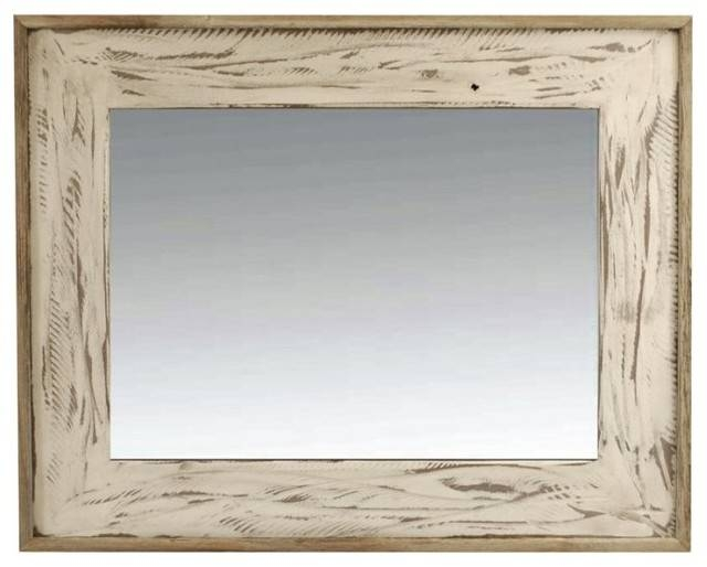Interesting Decoration Distressed Wall Mirror Homey Inspiration Pertaining To Distressed Wall Mirrors (#10 of 15)