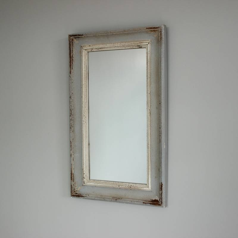 Interesting Decoration Distressed Wall Mirror Homey Inspiration With Distressed Wall Mirrors (#11 of 15)
