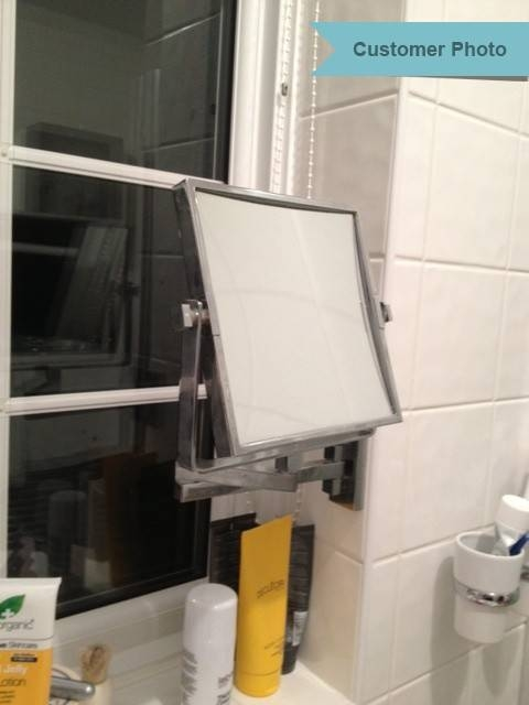 Interesting Idea Extending Bathroom Mirrors Extendable Square Wall Within Extendable Wall Mirrors (#13 of 15)