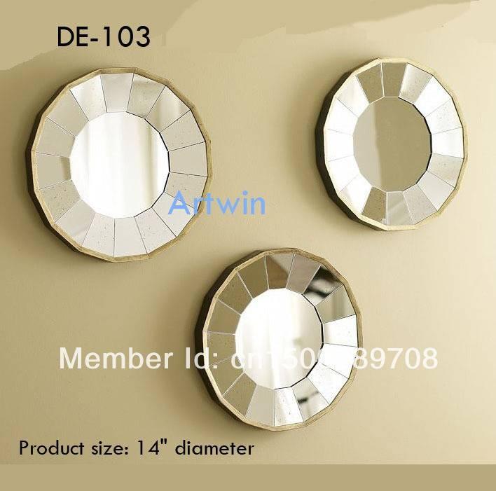 Popular Photo of Small Decorative Wall Mirrors
