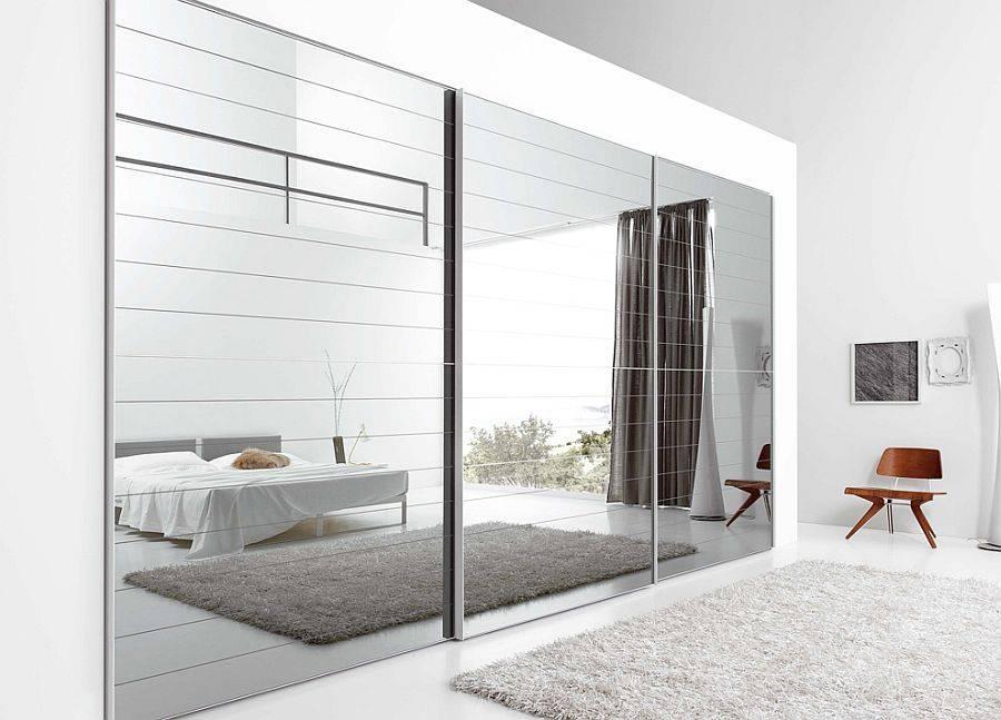 Popular Photo of Modern Bedroom Mirrors