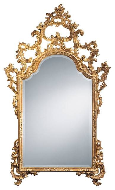 Italian Wall Mirror – Victorian – Wall Mirrors  Inviting Home Inc Throughout Italian Wall Mirrors (View 11 of 15)