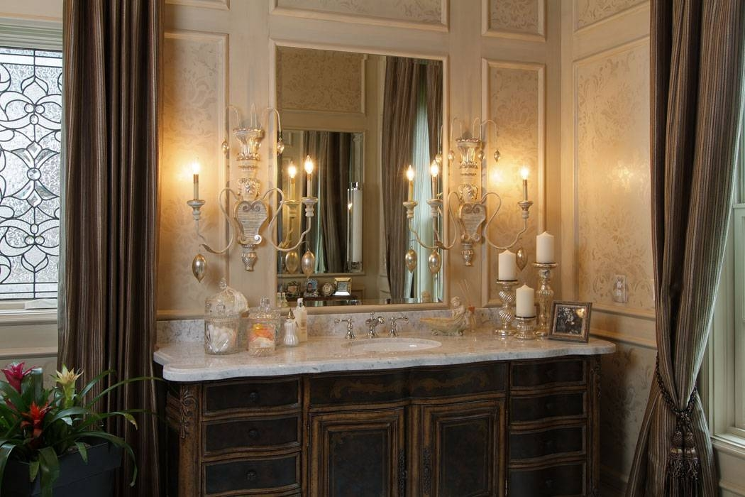 It's All About The Details: Custom Bathroom Mirror Design – Within Custom Bathroom Mirrors (View 2 of 15)