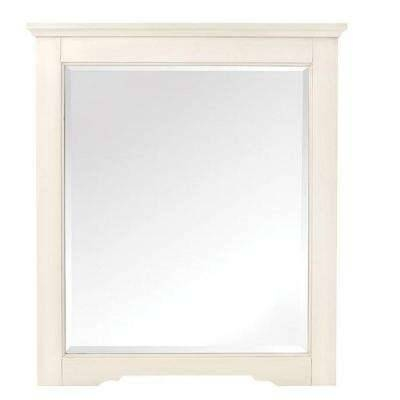 Ivory – Bathroom Mirrors – Bath – The Home Depot In Ivory Wall Mirrors (#6 of 15)