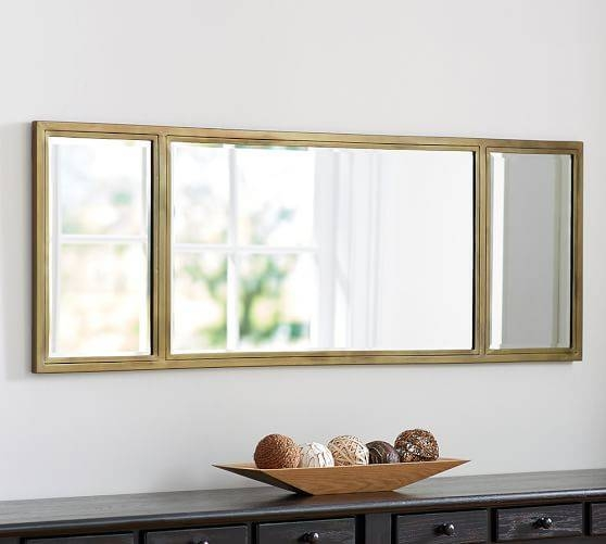 Jensen Wall Mirror – Rectangle | Pottery Barn With Regard To Pottery Barn Wall Mirrors (#7 of 15)