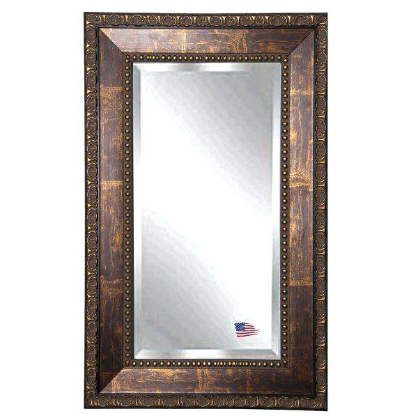 Large Decorative Rectangular Wall Mirrors Rectangle Wall Mirrors Intended For Large Rectangular Wall Mirrors (#9 of 15)