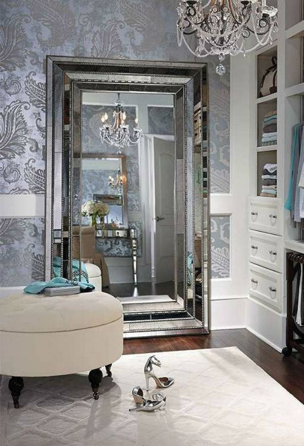 Large Decorative Wall Mirrors | Eldesignr In Large Fancy Wall Mirrors (#12 of 15)