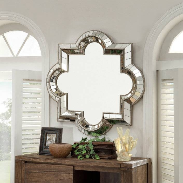 Large Ivory Wall Mirror — All Home Design Solutions : The Large Regarding Ivory Wall Mirrors (#8 of 15)