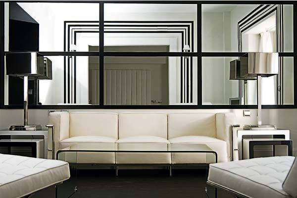 Large Modern Wall Mirrors Pleasing Large Designer Wall Mirrors Within Large Contemporary Wall Mirrors (#12 of 15)