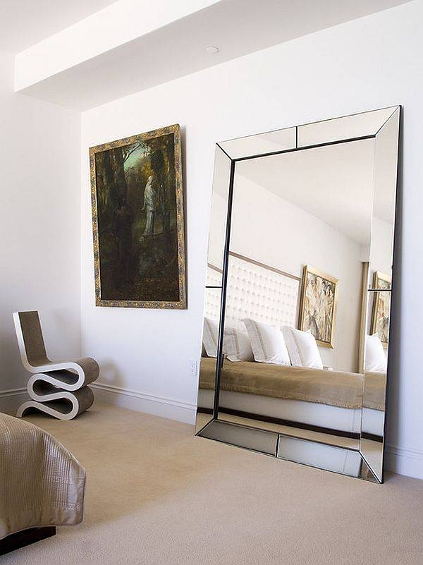 Large Wall Mirrors For Bathroom With Large Wall Mirrors For With Large Wall Mirrors For Bedroom (#11 of 15)