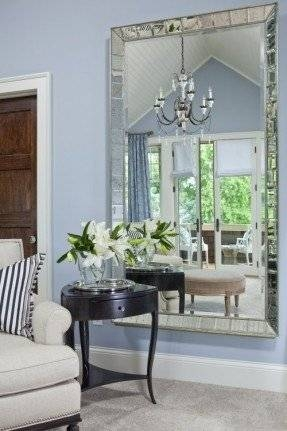 Large Wall Mirrors – Foter Intended For Large Mirrors For Living Room Wall (#10 of 15)
