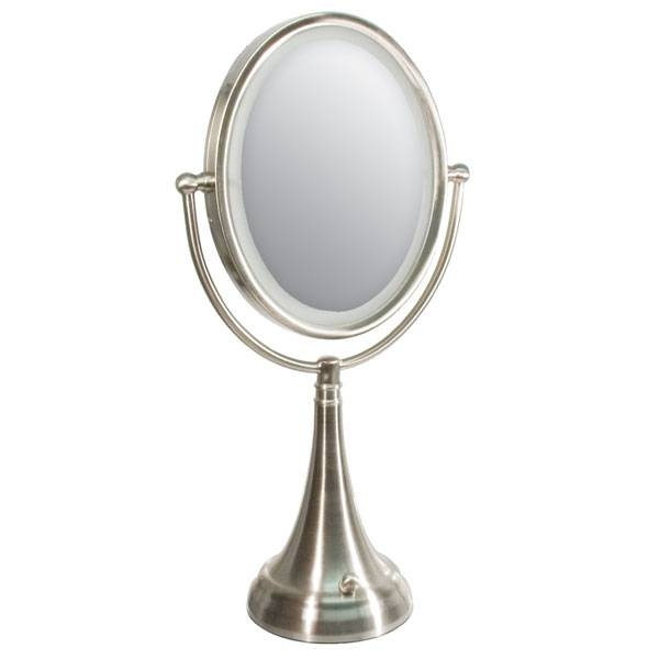Popular Photo of Magnified Vanity Mirrors