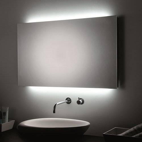 Led Wall Bathroom Mirror | Wayfair Intended For Led Wall Mirrors (#7 of 15)