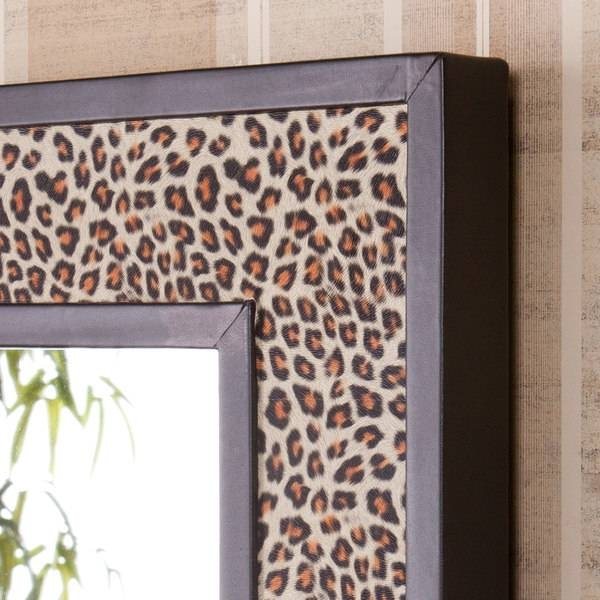 Leopard Wall Mirror – Best Leopard In The Word 2017 For Leopard Wall Mirrors (#6 of 15)