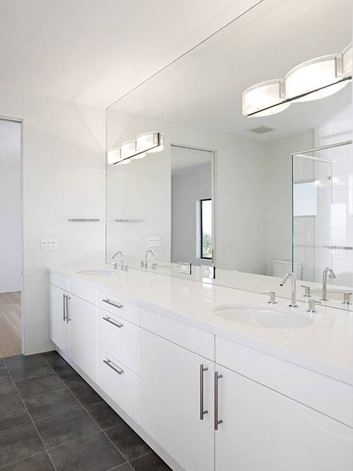 Lighting Design Ideas: Bathroom Mirrors And Lights Bathroom Vanity Regarding Bathroom Lights And Mirrors (#12 of 15)