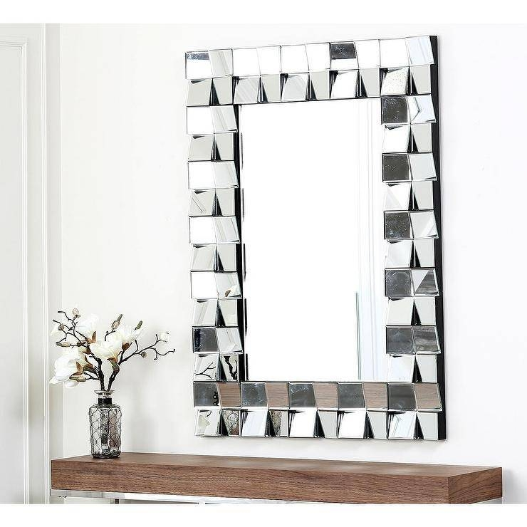 15 Best of Modern Rectangular Wall Mirrors