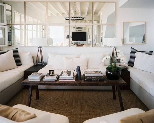 Living Room Wall Mirror   Home Improvement Ideas Regarding Mirrors For Living Room Walls (View 12 of 15)