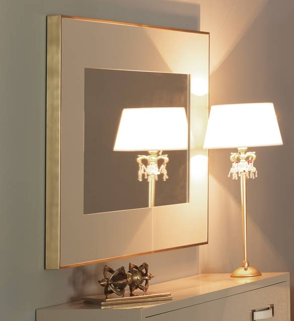London Collection Ivory Wall Mirror | Juliettes Interiors In Ivory Wall Mirrors (#9 of 15)