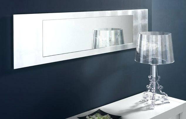 Popular Photo of Long Rectangular Wall Mirrors
