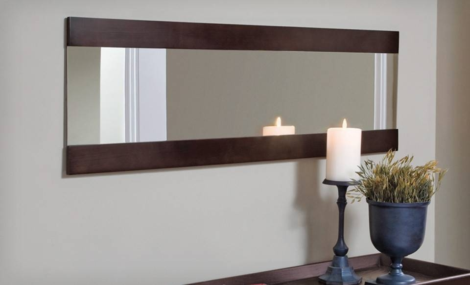 Popular Photo of Wide Wall Mirrors