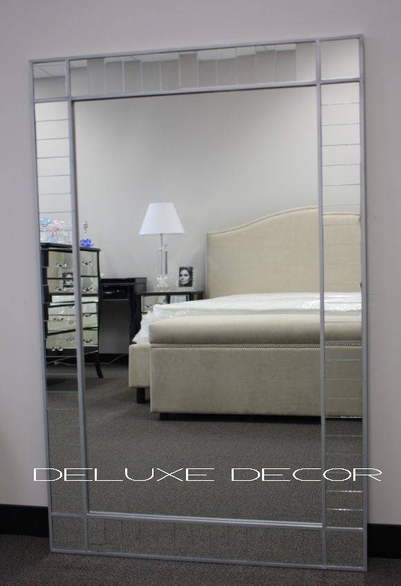 Lovely Design Large Designer Wall Mirrors Large Modern Mirror With Intended For Large Modern Wall Mirrors (#15 of 15)