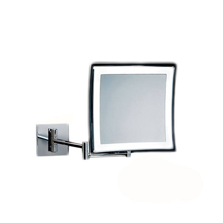 Magnified Makeup Mirror Wall Mounted – Style Guru: Fashion, Glitz Inside Magnified Wall Mirrors (View 15 of 15)