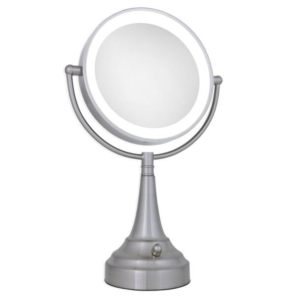 Magnifying Mirrors Throughout Magnified Vanity Mirrors (#13 of 15)