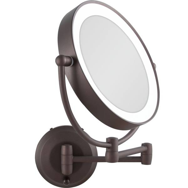 Magnifying Mirrors With Magnifying Wall Mirrors (#7 of 15)