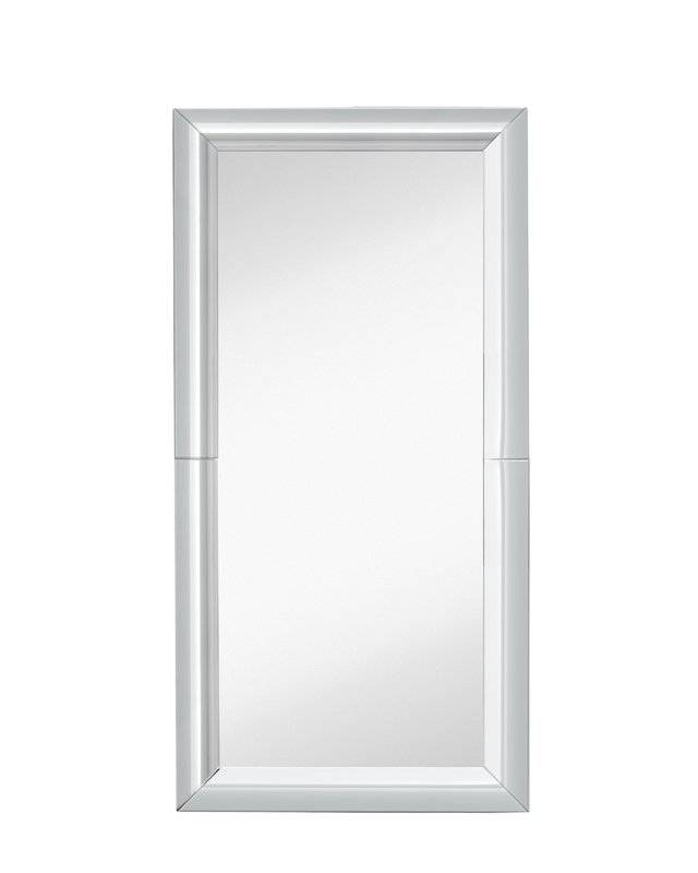 Majestic Mirror Large Beautiful Rectangular Full Length Mirror In Framed Full Length Wall Mirrors (#10 of 15)