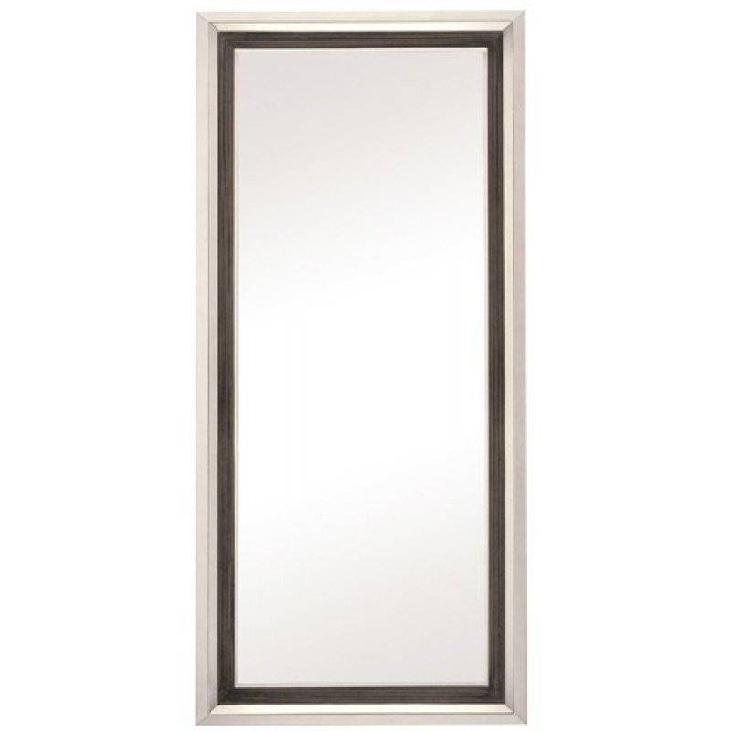 Majestic Mirrors Tall Rectangular Wall Mirror Cm 1874 P Intended For Tall Wall Mirrors (#9 of 15)