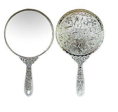 Make Up Mirrors > Ebayshopkorea – Discover Korea On Ebay Inside Decorative Hand Mirrors (#13 of 15)