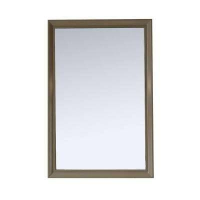 Martha Stewart Living – Mirrors – Wall Decor – The Home Depot Intended For Wall Mirrors 24 X (View 2 of 15)