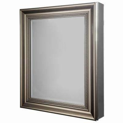 Medicine Cabinets – Bathroom Cabinets & Storage – The Home Depot Pertaining To Bathroom Medicine Cabinets With Mirrors (#10 of 15)