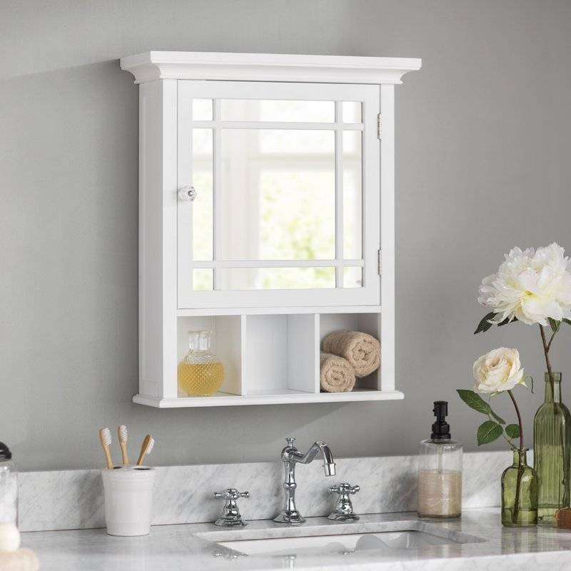 Medicine Cabinets You'll Love Intended For Bathroom Medicine Cabinets With Mirrors (#13 of 15)