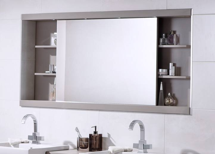 Mirror Bathroom Cabinets Regarding Bathroom Cabinets Mirrors (#13 of 15)