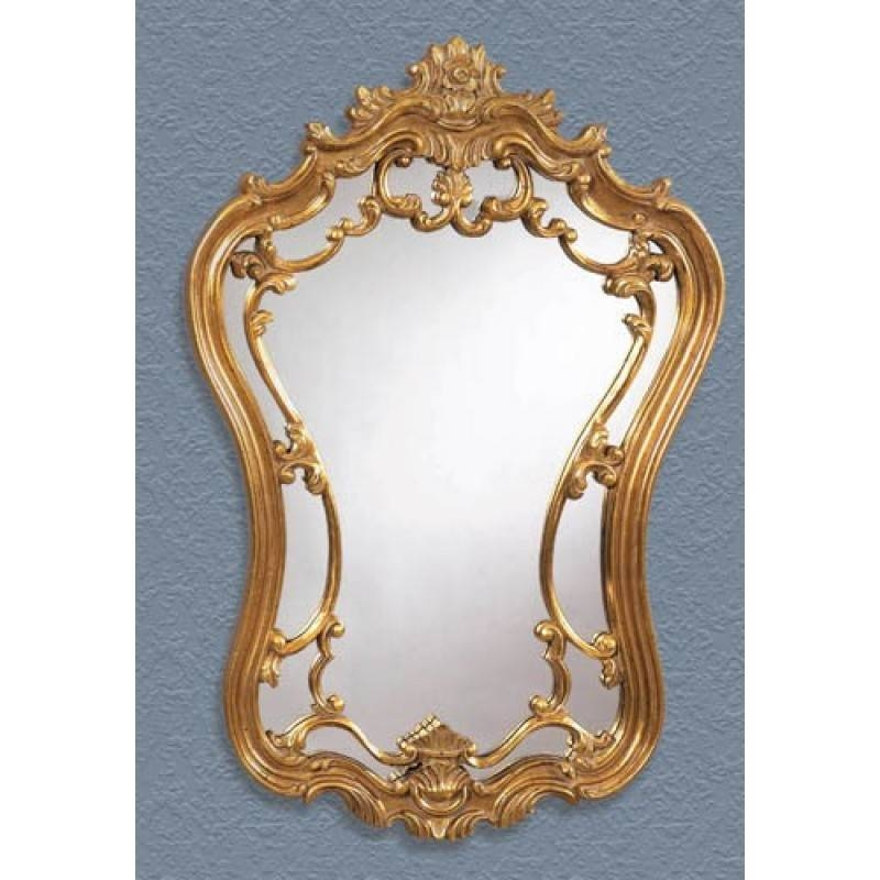 Mirror Company Antique Gold Victorian Wall Mirror Bm M2968 In Victorian Wall Mirrors (#11 of 15)